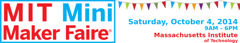 MIT Maker Faire logo